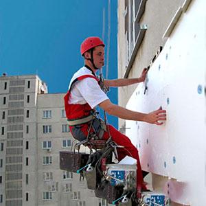 Утепление фасадов многоквартирных домов в Нижнем Новгороде